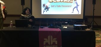 Boku no Hero Academia: Theories at Kawaii Kon 2019