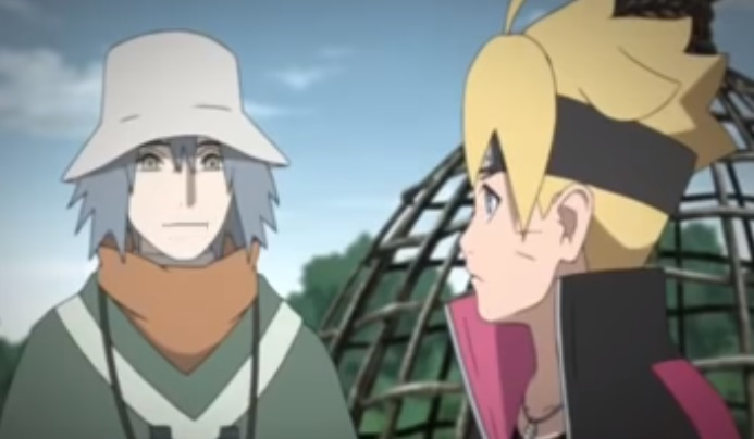 boruto anime 100 review The Predestined Path