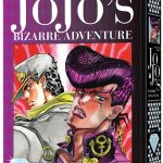 may anime and manga JJBA