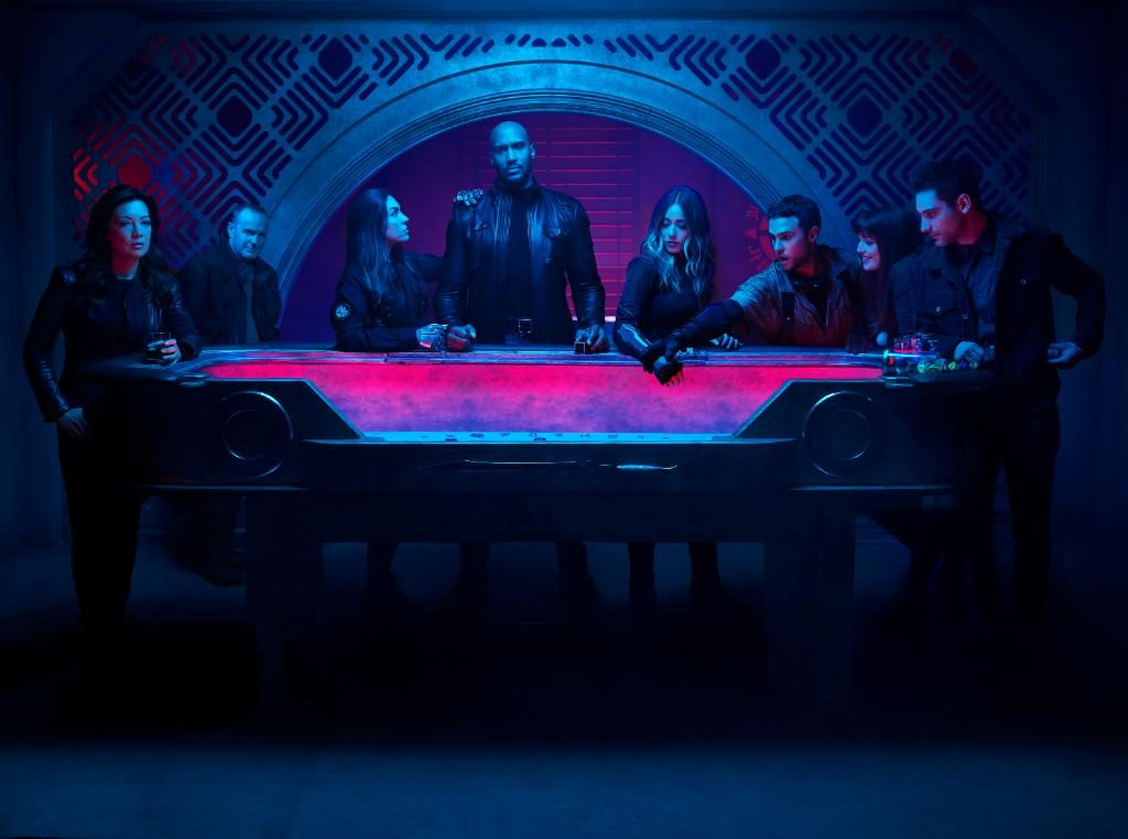 Marvel's Agents of SHIELD Roundtable