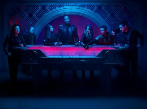 Marvel's Agents of S.H.I.E.L.D. Roundtable