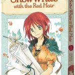 may anime and manga Snow White