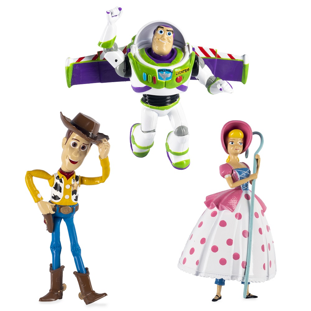 Toy Story Dive characters