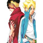 boruto manga 34 review training