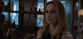 The Official Avengers: Endgame Clip Foreshadows Dark Times Ahead For Captain Marvel!