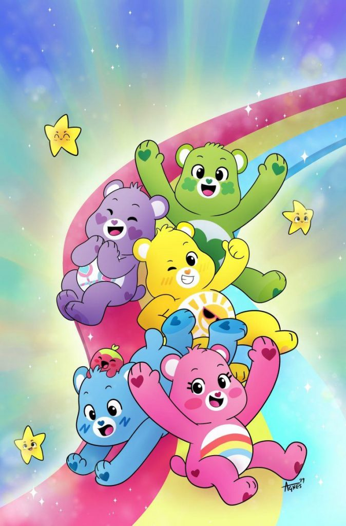 Care Bears Comic