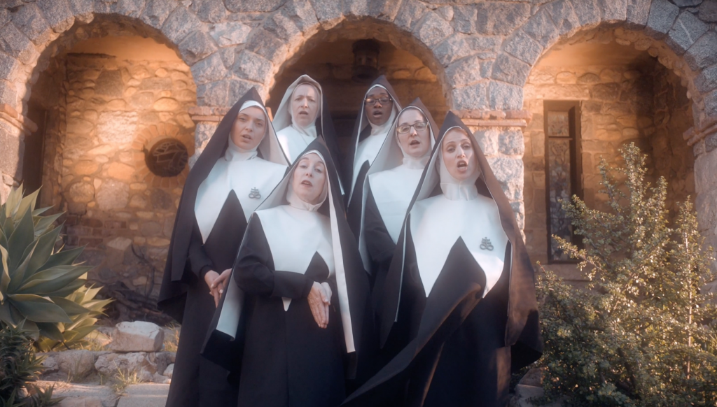 Brand New Baby Smell Nuns