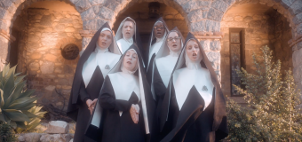 Good Omens Music Video Featuring Neil Gaiman and Chattering Order of St. Beryl