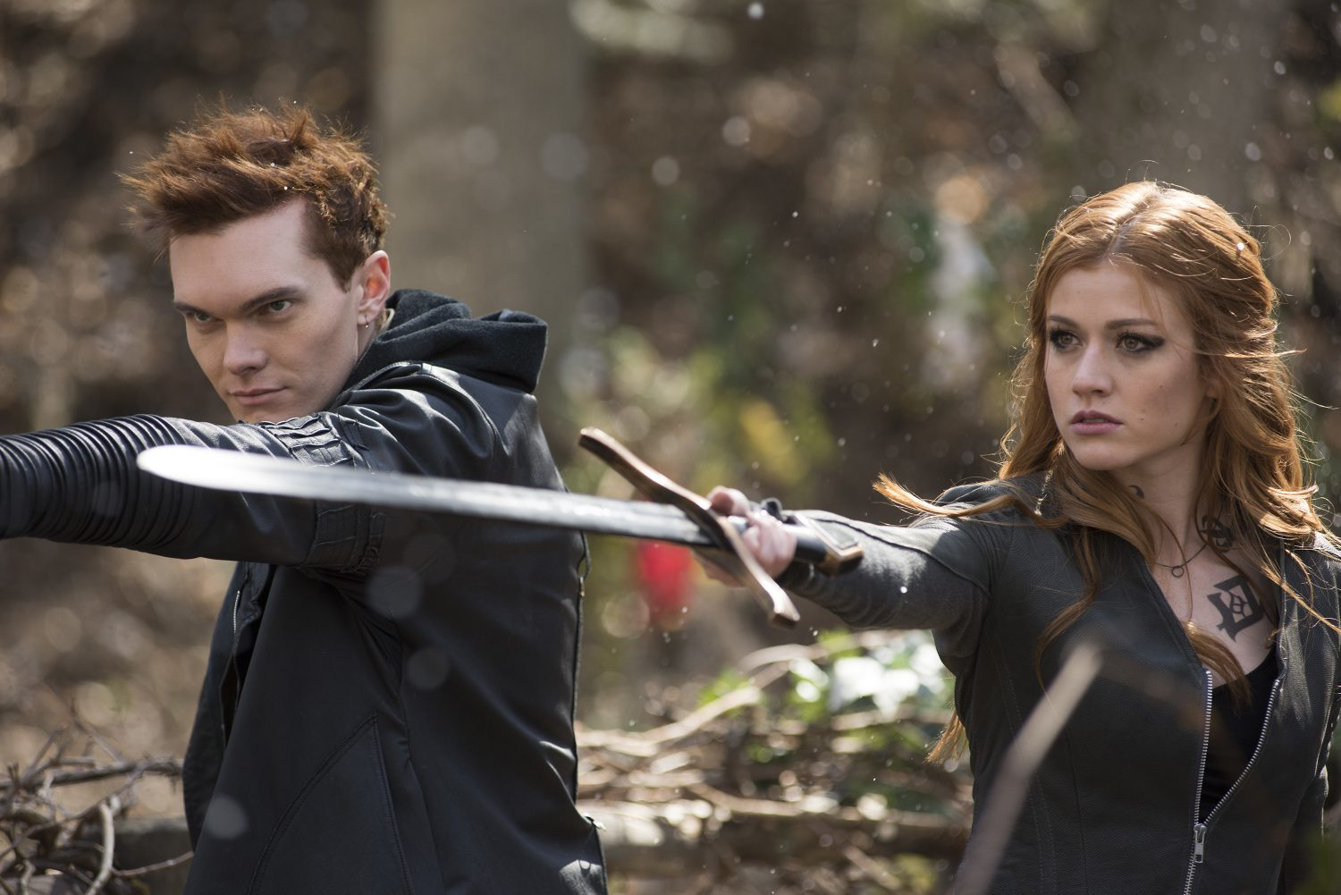City of Glass Shadowhunters