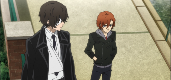 "Bungo Stray Dogs 3×01 Review: ""Dazai, Chuuya, Fifteen Years Old"""