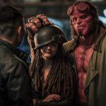 Hellboy courtesy of Summit Entertainment