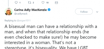"""Carina Adly Mackenzie Defending Poor Queer Representation In """"Roswell, New Mexico"""" Is Hilarious!"""