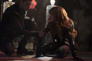 Stay with Me Shadowhunters