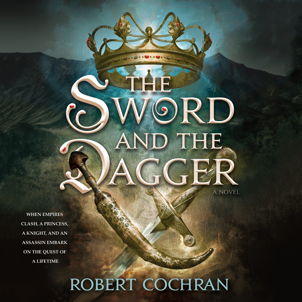 Sword and the Dagger book cover
