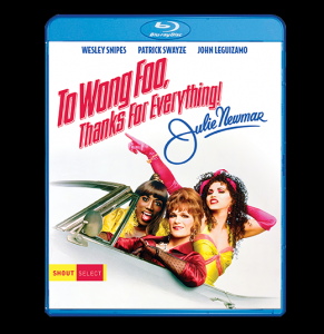 to wong foo thanks for everything julie newmar blu-ray release