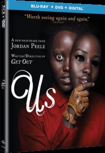 us film blu-ray dvd release Us Blu-ray