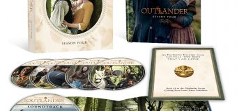 Outlander Season 4 Gets Blu-ray, DVD and Digital Release This May!