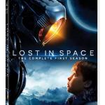 lost in space season 1 blu-ray dvd june 2019 release