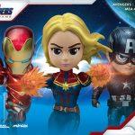 Beast Kingdom Avengers Endgame PREVIEWS Iron Man Captain Marvel Captain America