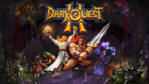Dark Quest 2 game
