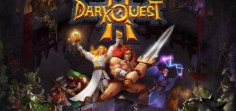 "Turn-Based RPG ""Dark Quest 2"" Available On PS4!"