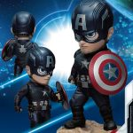Captain America statue PREVIEWS