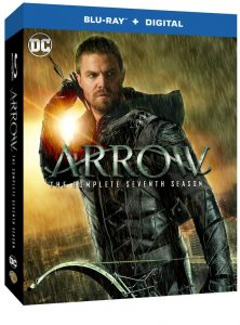 arrow season 7 blu-ray dvd