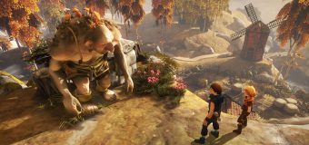 "Award Winning ""Brothers: A Tale of Two Sons"" Coming to Switch with New Co-Op Mode This May!"