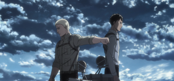 "Attack on Titan 3×15: ""Descent"""