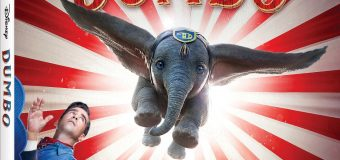 "Disney's Live-Action ""Dumbo"" Arrives on Digital, Blu-ray and 4K This June!"