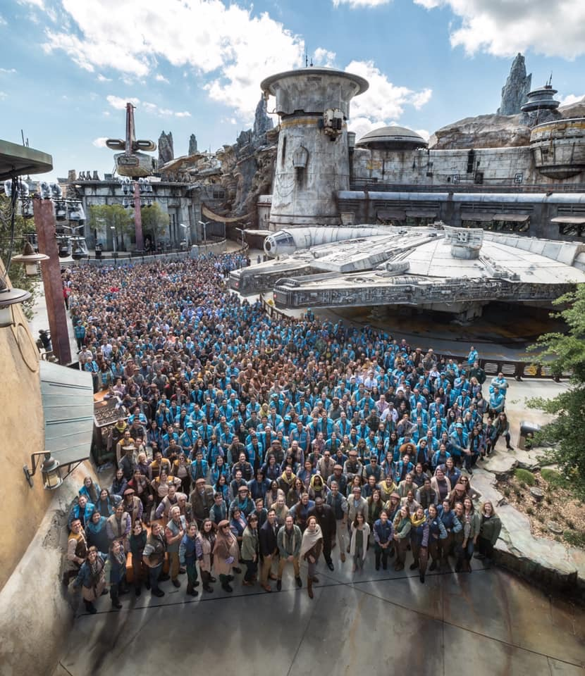 Galaxy's Edge Star Wars Galaxy's Edge