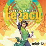 Green Lantern Legacy cover