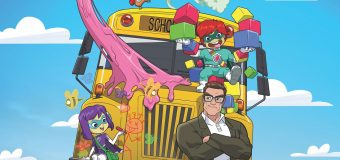 "New Stan Lee-Created Animated Series ""Superhero Kindergarten"" Starring Arnold Schwarzenegger!"