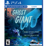 Ghost Giant PSVR game retail release