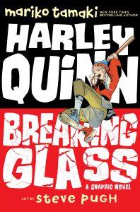Breaking Glass Harley Quinn