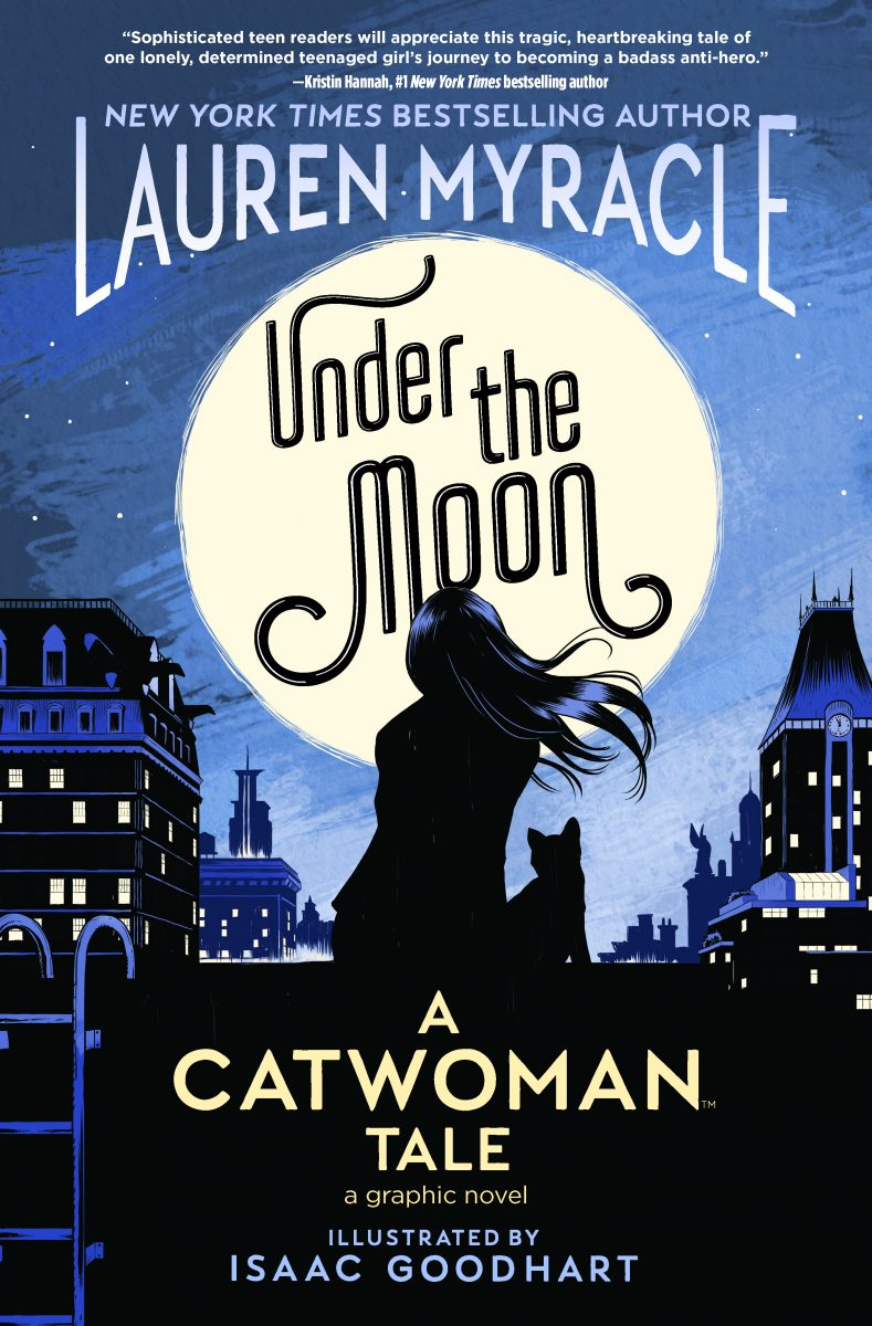 Under the Moon A Catwoman Tale