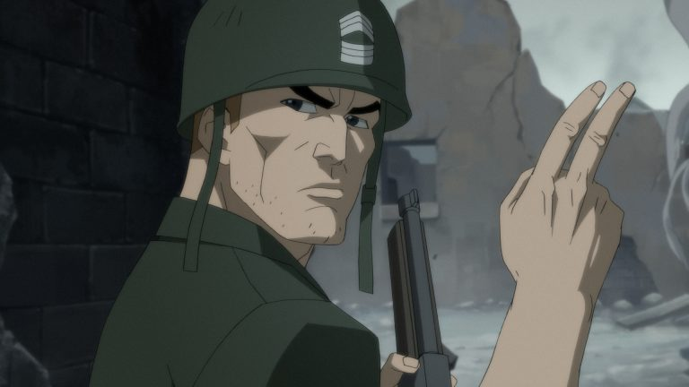 Sgt Rock DC Showcase new shorts 2019 2020