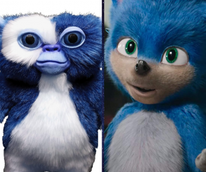 Sonic is a gremlin don't @ me
