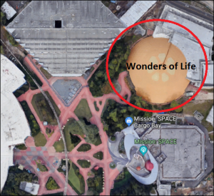 Wonders of Life Epcot