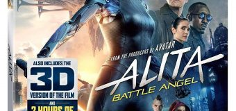 """Alita: Battle Angel"" Digital, 4K UHD, Blu-ray 3D, Blu-ray & DVD Release This July!"