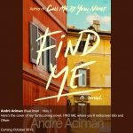 find me sequel call me by your name novel