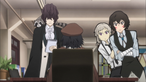 Fitzgerald Rising Bungo Stray Dogs