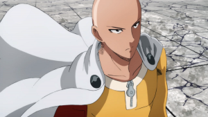 Resistance of the Strong One Punch Man