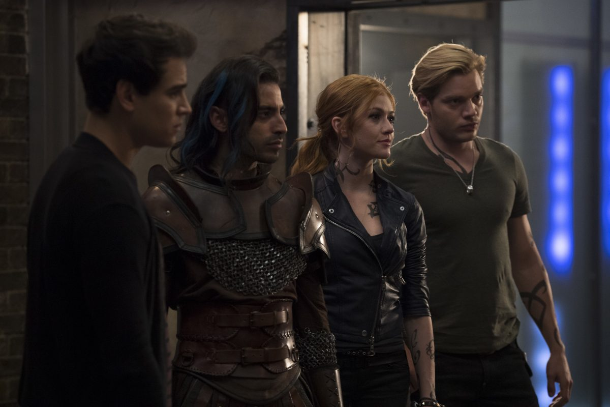 Alliance Shadowhunters