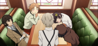 "Bungo Stray Dogs 3×05 Review: ""Slap the Stick & Addict"""