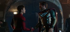 spider-man far from home official trailer mysterio
