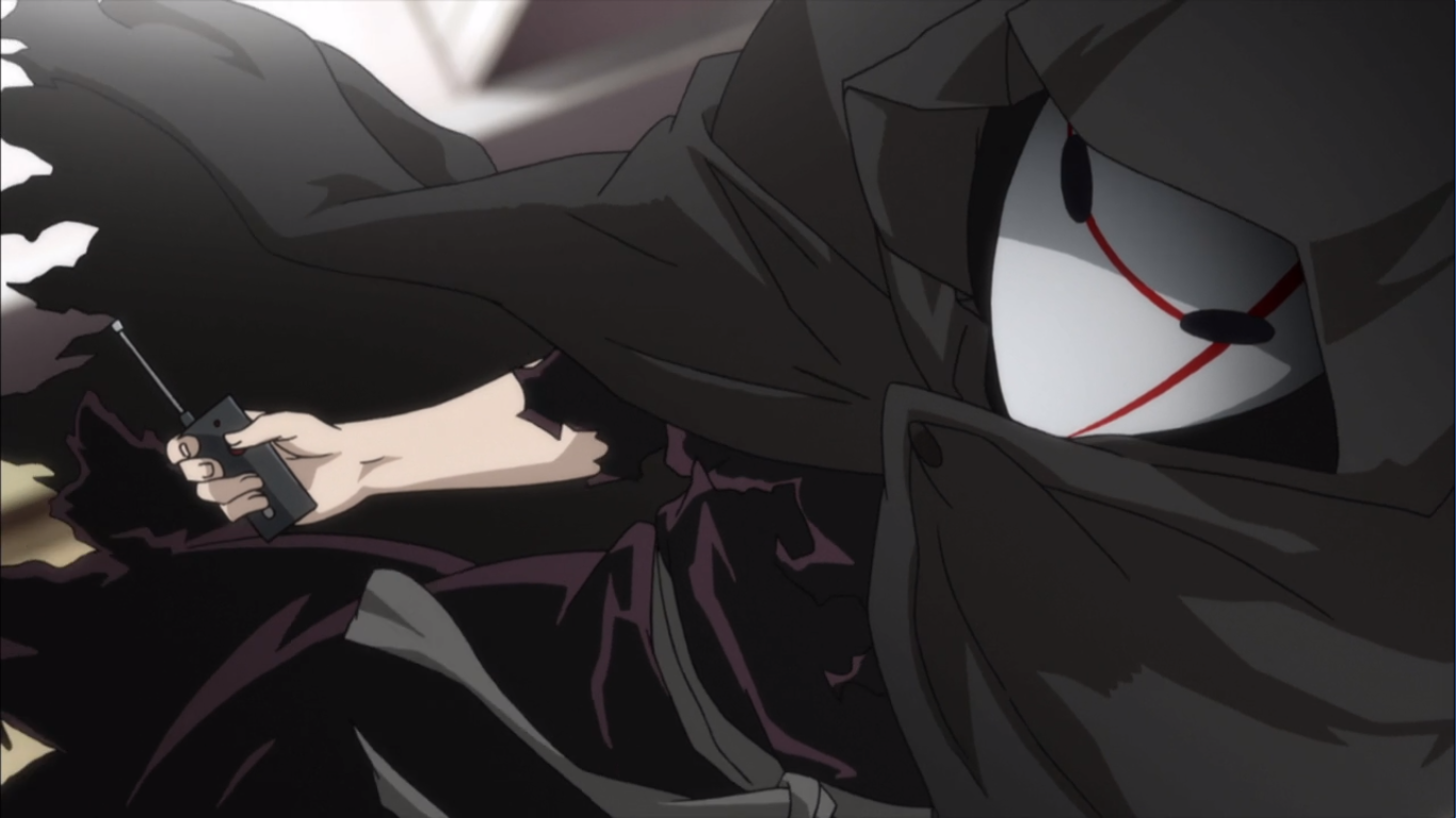 The Masked Assassin Bungo Stray Dogs
