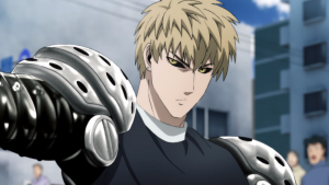 the Monster Uprising One punch Man