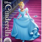 Cinderella Blu-ray DVD Walt Disney Signature release