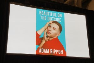 Adam Rippon BookCon